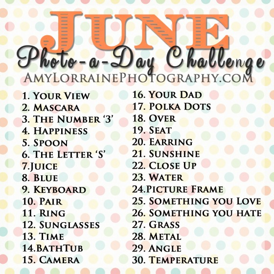 June Photo a Day