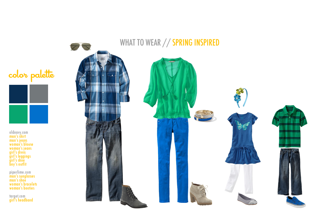 What to Wear Guide | SpringInspired