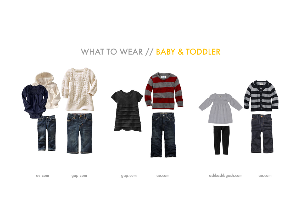 What To Wear | Baby & Toddler Siblings