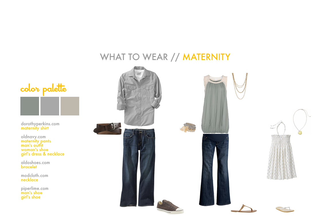 What To Wear | Maternity