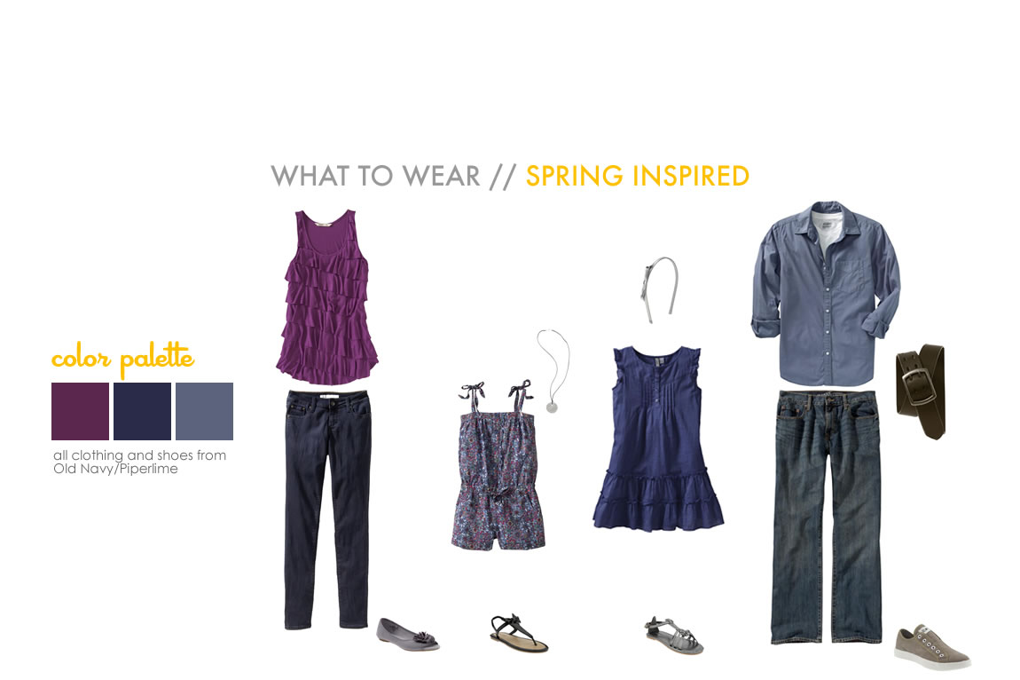 What To Wear | Spring Inspired II