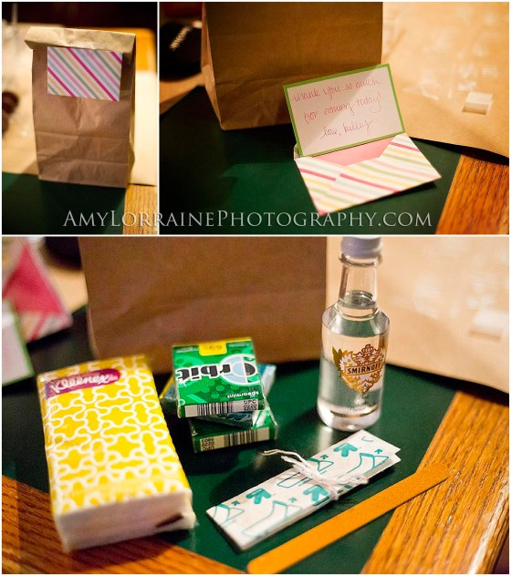 Party Favors  | amylorrainephotography.com