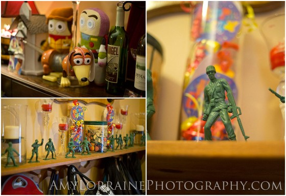 Toy Story Birthday Party | AmyLorrainePhotography.com