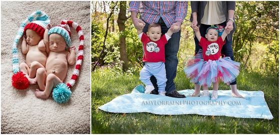 Newborn to One Year | amylorrainephotography.com