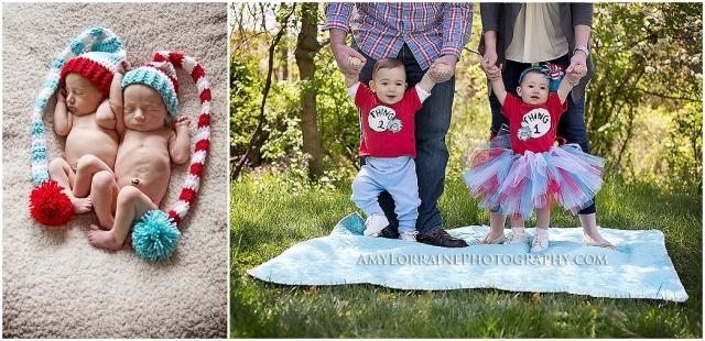 Newborn to One Year | amylorrainephotography.com