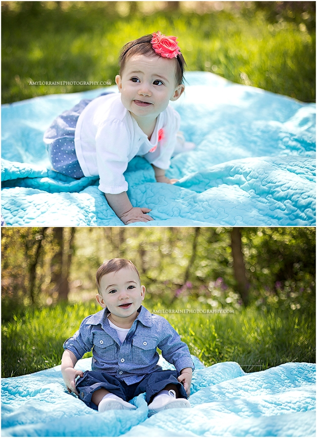 First Birthday Session | amylorrainephotography.com