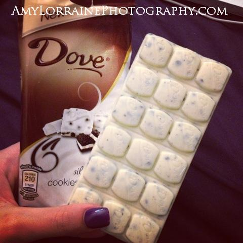 Dove Cookies & Creme  | www.amylorrainephotography.com