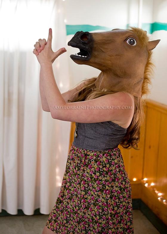 Horse Head | www.amylorrainephotography.com