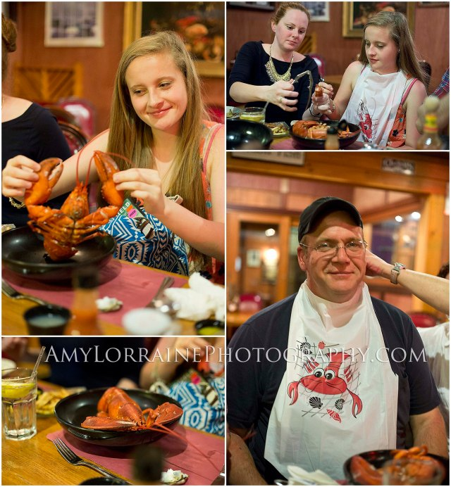 Lobster | www.amylorrainephotography.com