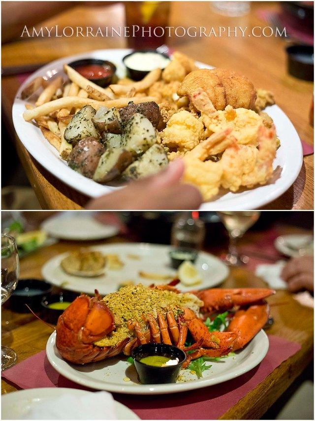 Seafood | www.amylorrainephotography.com