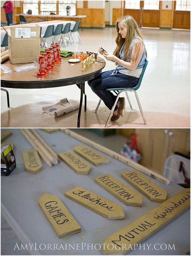 Getting Ready | www.amylorrainephotography.com