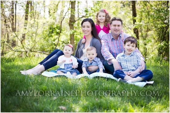 Family Photography | www.amylorrainephotography.com