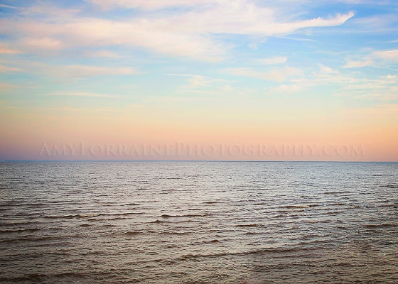 Chesapeake Bay Sunset | www.AmyLorrainePhotography.com