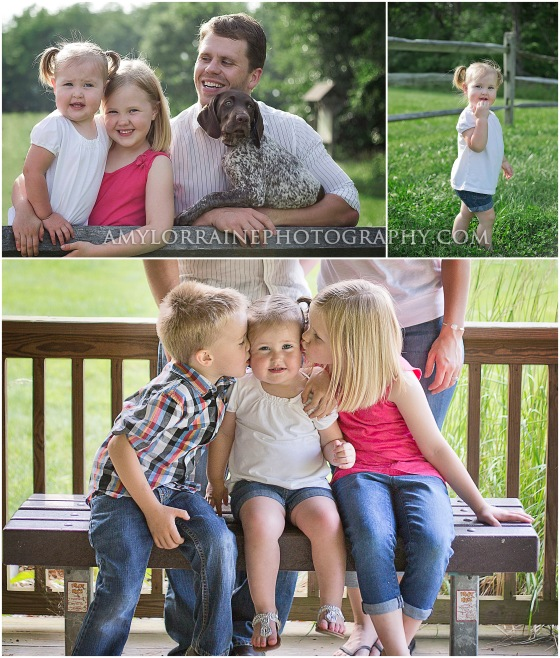 Family Session | www.amylorrainephotography.com