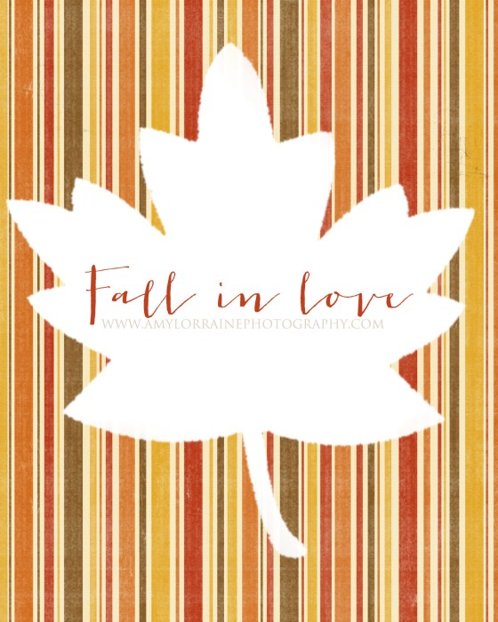 Fall In Love Free Download Print | www.amylorraineblog.com