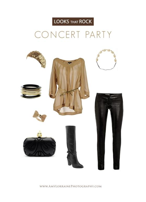 Wardrobe Wednesday | Concert Party | MarylandPhotographer